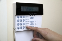 ADT Security alarm panel
